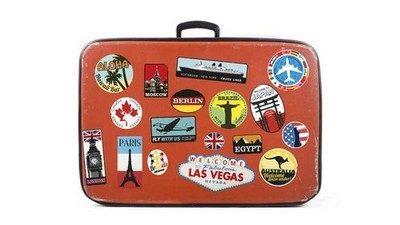 Наклейки для путешествий