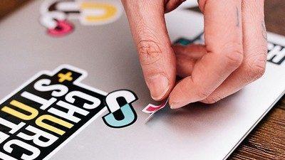 Наклейки для ноутбука